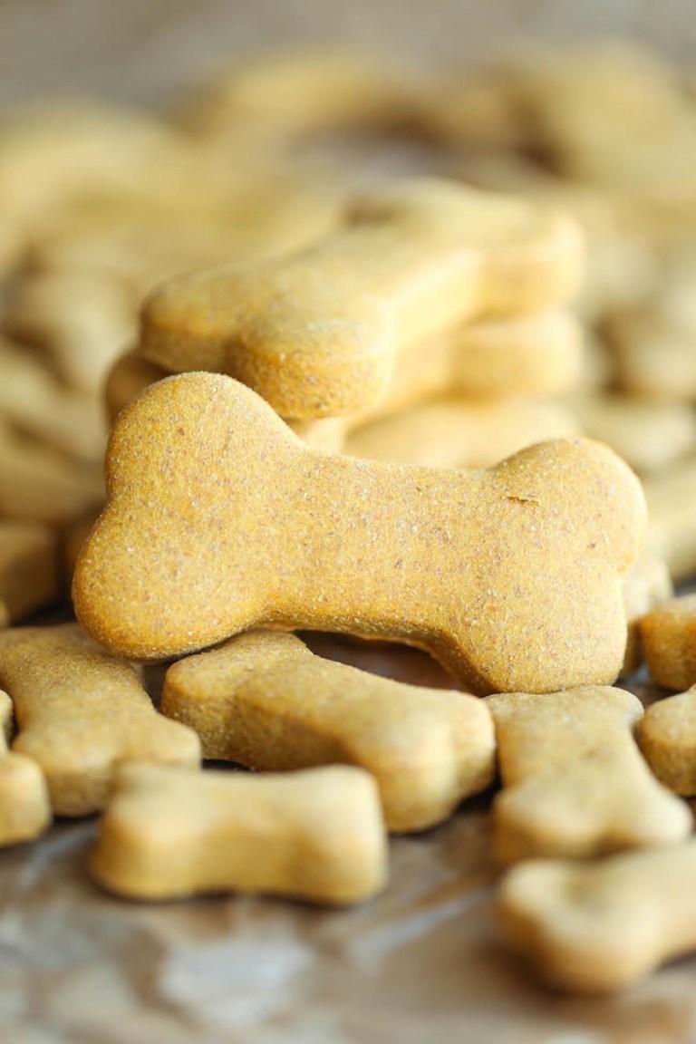 Easy Recipes For Homemade Peanut Butter Dog Treats