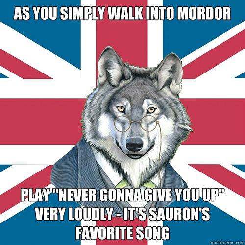 Simple Walk Mordor