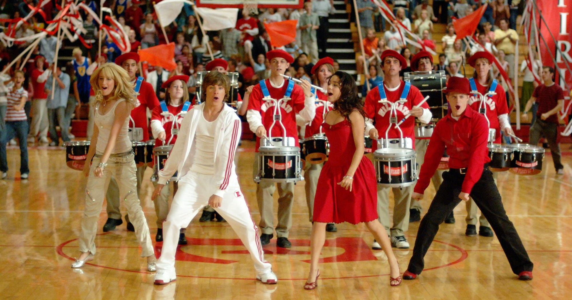 High East Cafeteria High School Musical