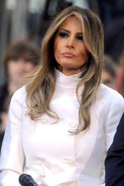 Melania Trump Modeling Work Visa Illegal