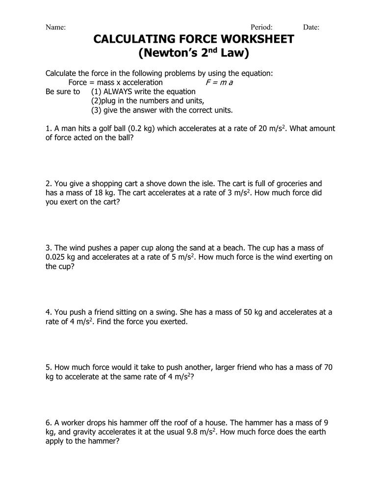 worksheet Velocity And Acceleration Calculation Worksheet acceleration calculations worksheet free worksheets library worksheet