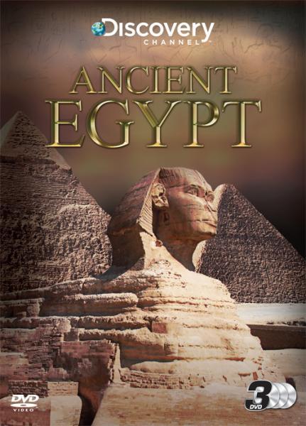 Discovery Channel Ancient Egypt Dvd Zavvi