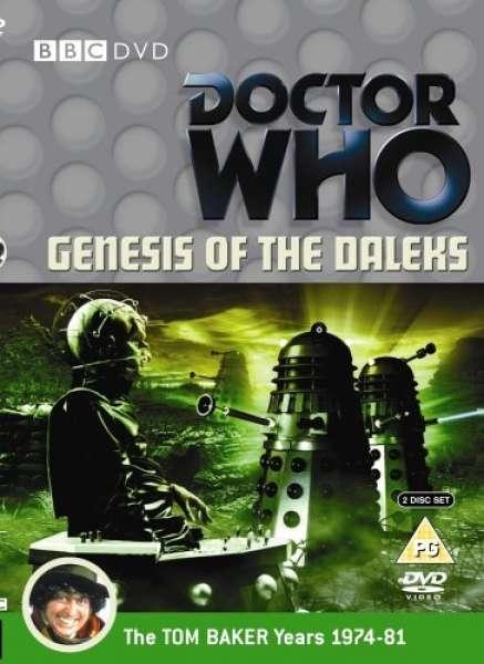Doctor Who Genesis Of The Daleks Dvd Zavvi