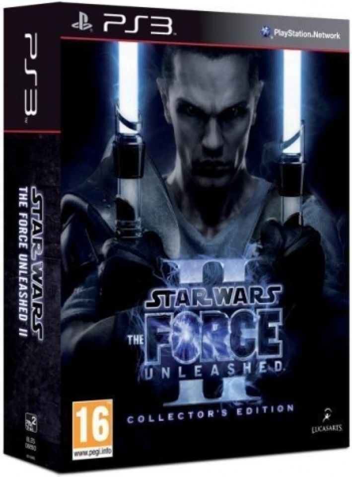 Star Wars The Force Unleashed 2 Collector S Edition Ps3