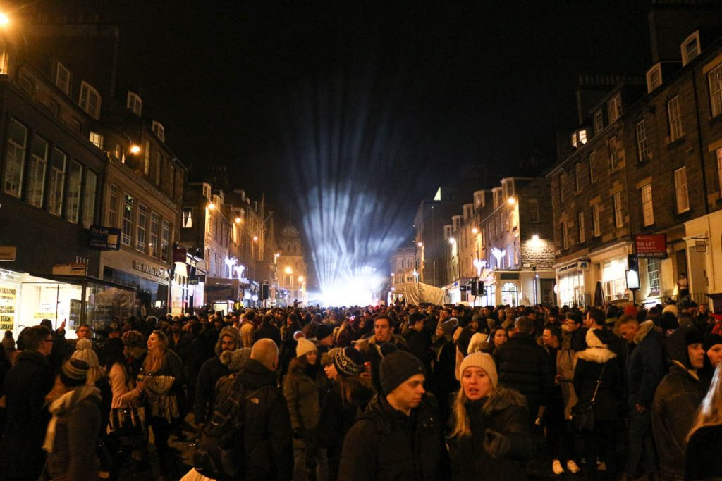 Is Edinburgh Hogmanay The Best Place for New Year s Eve in Europe     Edinburgh Street Party is one of the best new year s eve in Europe and in  the