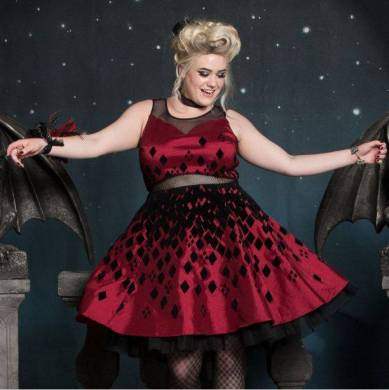 Book Fetish  Volume 245  Comics Edition Harley Quinn Formal Dress  Prom is coming  Just sayin    Do you think I  could get away with wearing this as a bridesmaids dress