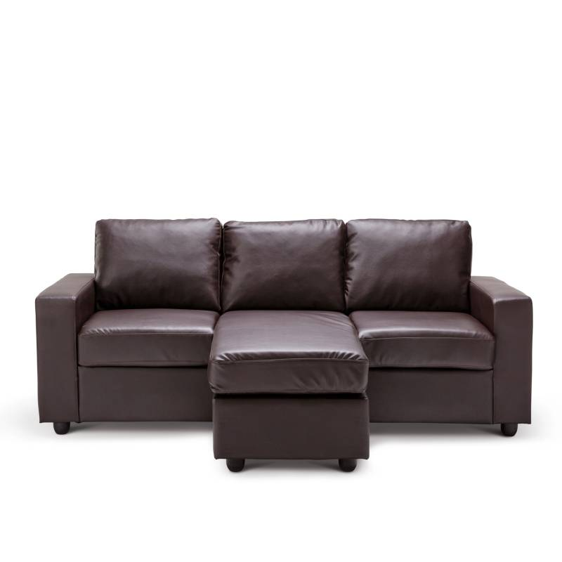 Shaped L Chaise Lounge