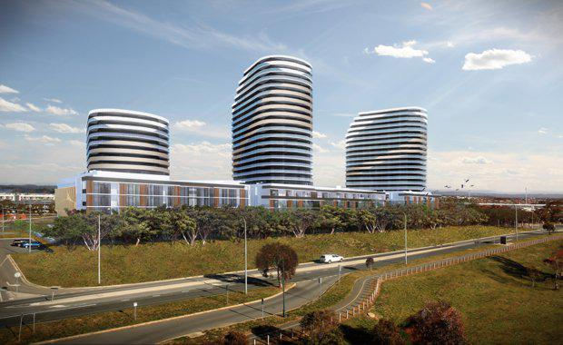 Geocon S 250 Million Canberra Development Given Green Light