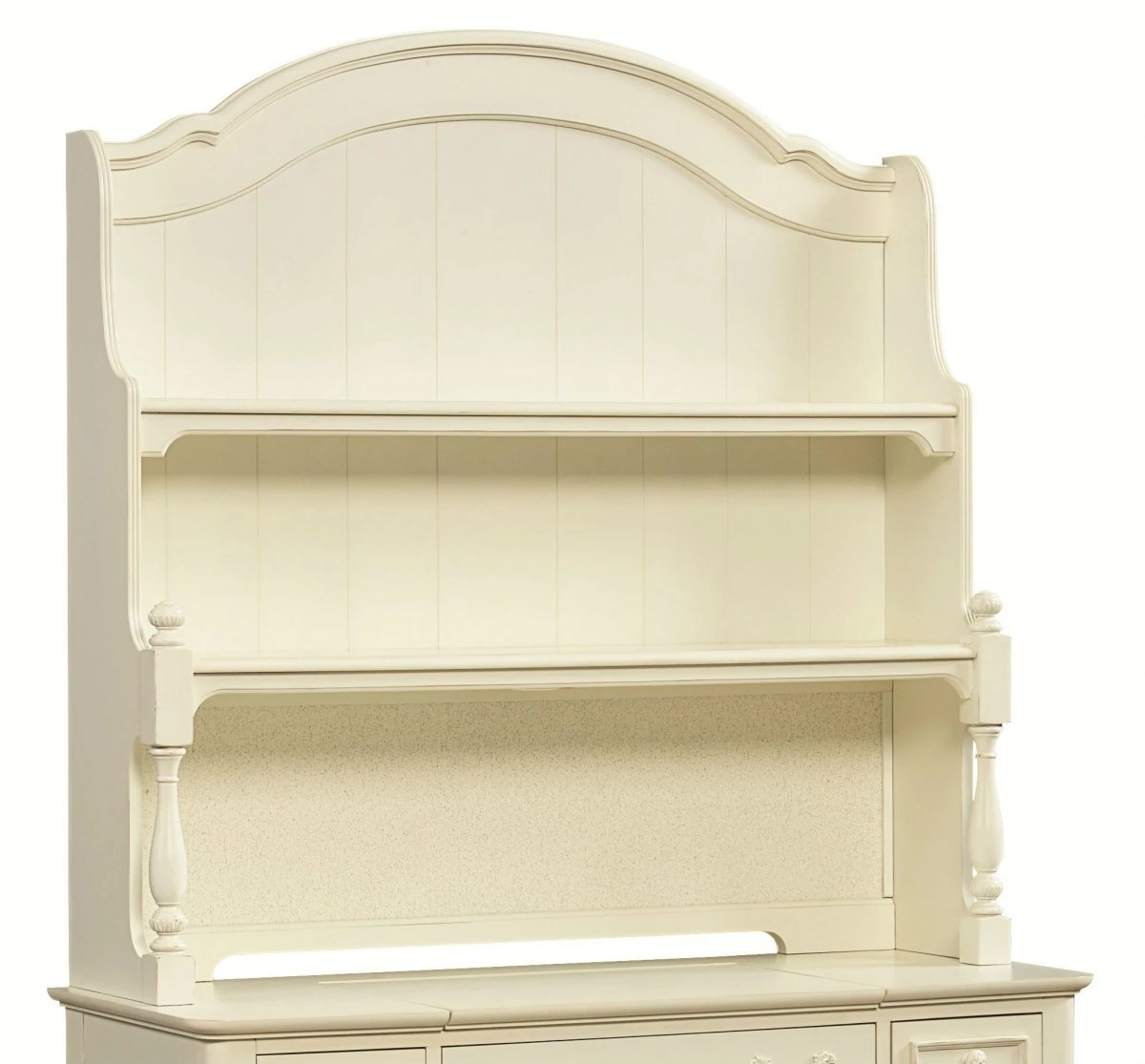 Legacy Classic Kids Charlotte Desk Hutch In Antique White