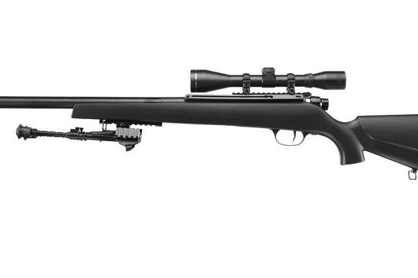 Wood Spring Real Action Airsoft Rifles