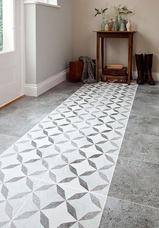 Scandinavian Style British Ceramic Tile