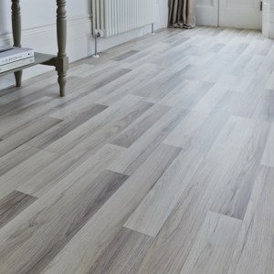 Professional Light Grey Oak laminate flooring   Howdens professional     Professional Light Grey Oak laminate flooring
