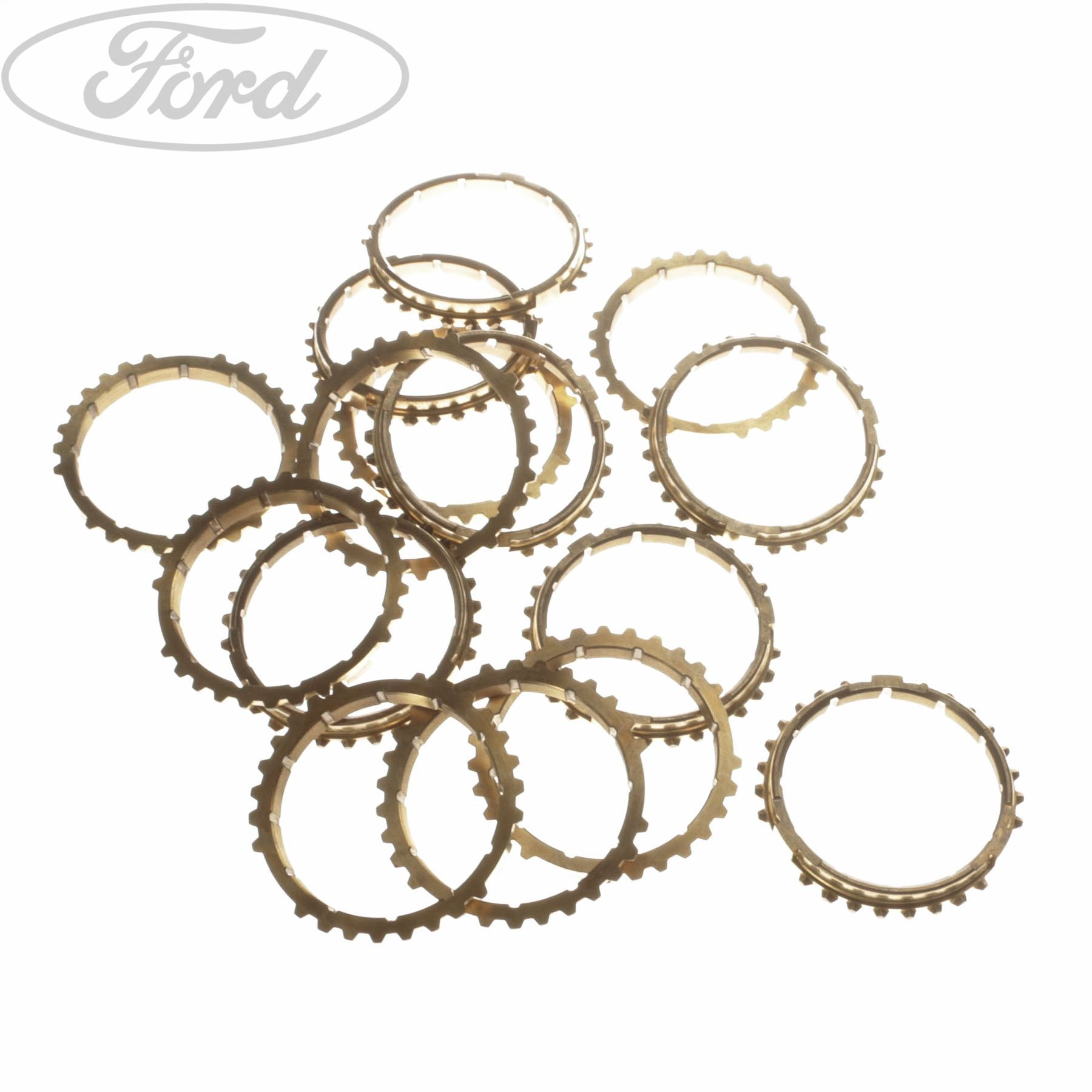 Genuine ford gearbox output shaft synchro ring 1086438
