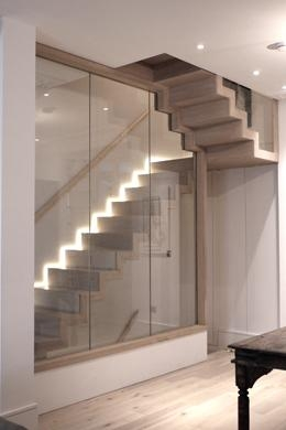 Straight Straight Stairs By Zigzag Design Studio   Zig Zag Staircase Design   Stringer   Dual Staircase   Chain Staircase   Sawtooth   Steel