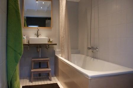 Betonverf badkamer 70ref. good handgreep badkamer zonder boren ref