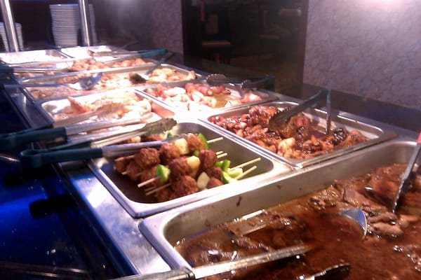Family Style Buffet Near Me