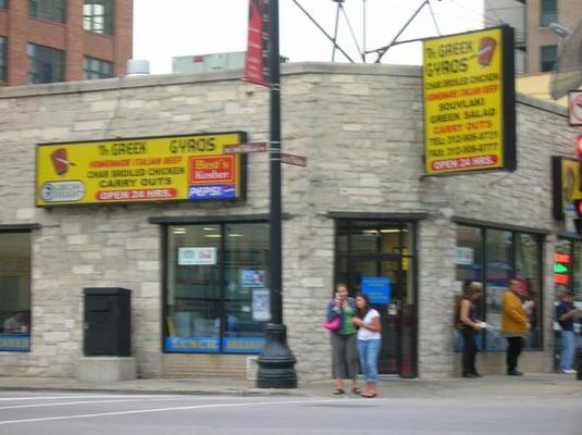 Restaurants Near Me 60604