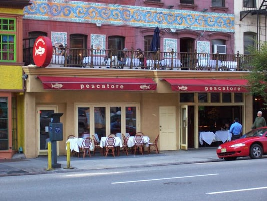 Restaurants Near Me 10001