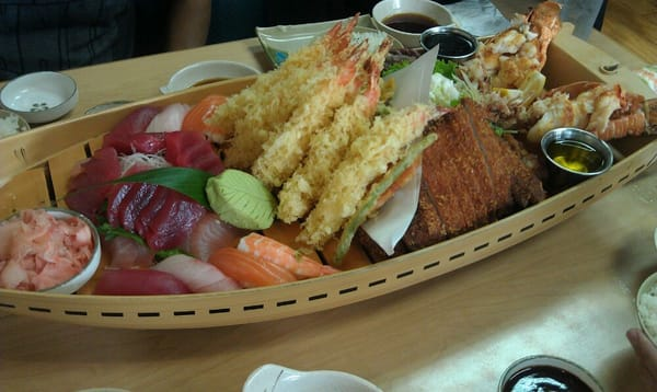 Fish Restaurant Near Here