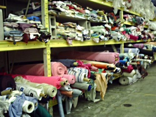 Fabric Stores Winnipeg