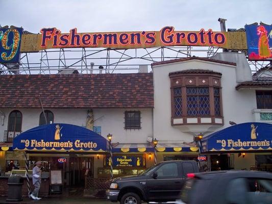 Fishermans Wharf Menu San Francisco