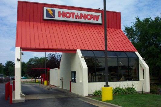 Find Fast Food Restaurants Near Me