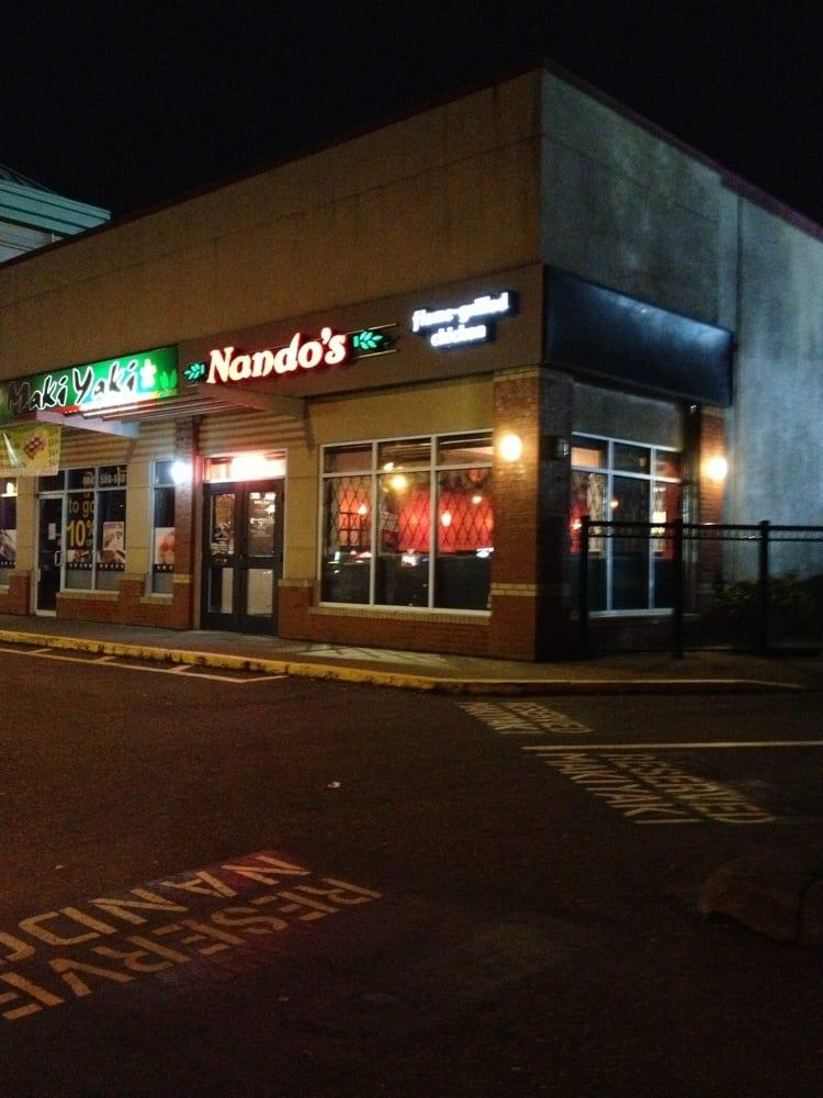 Chicken Fast Food Restaurants Near Me