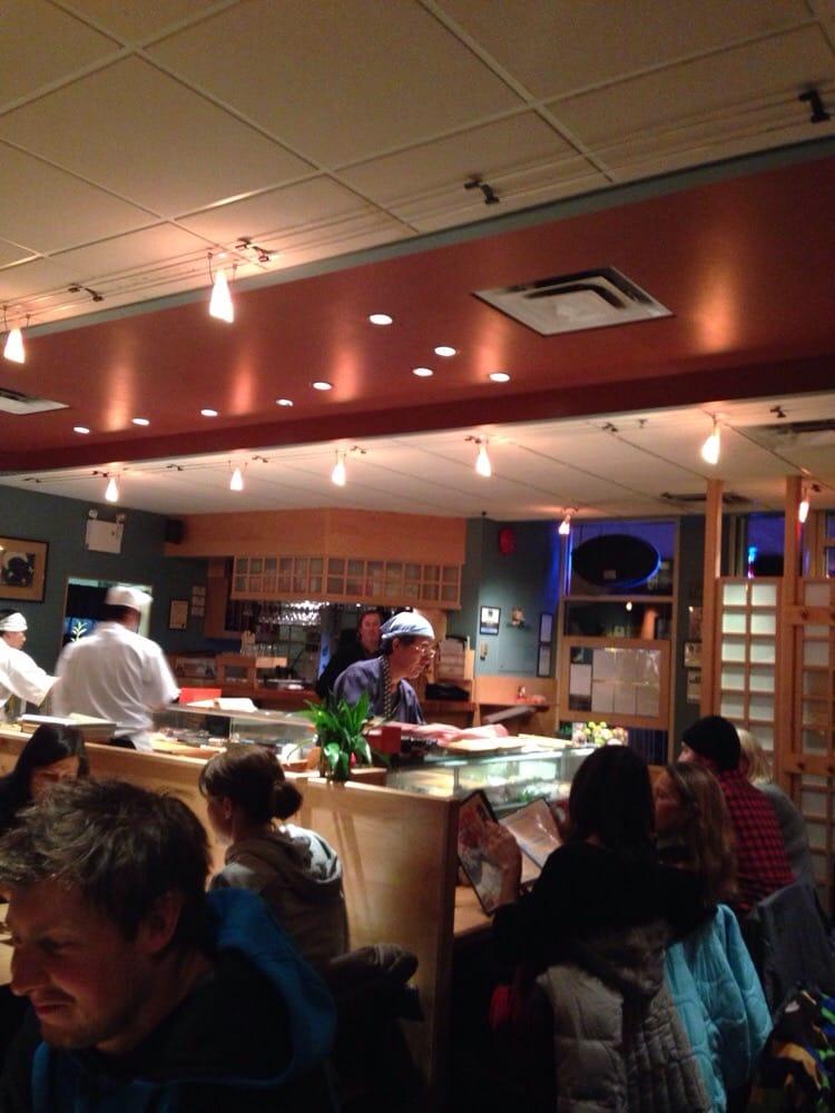 Sushi Restaurants Around Me