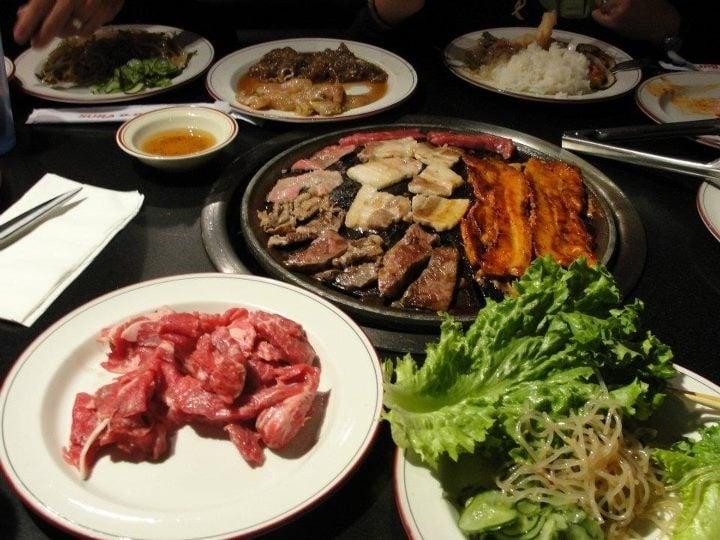 Buffet Near Me Korean