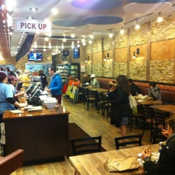 Long Island Bagel Cafe - 53 Photos - Bagels - Financial ...