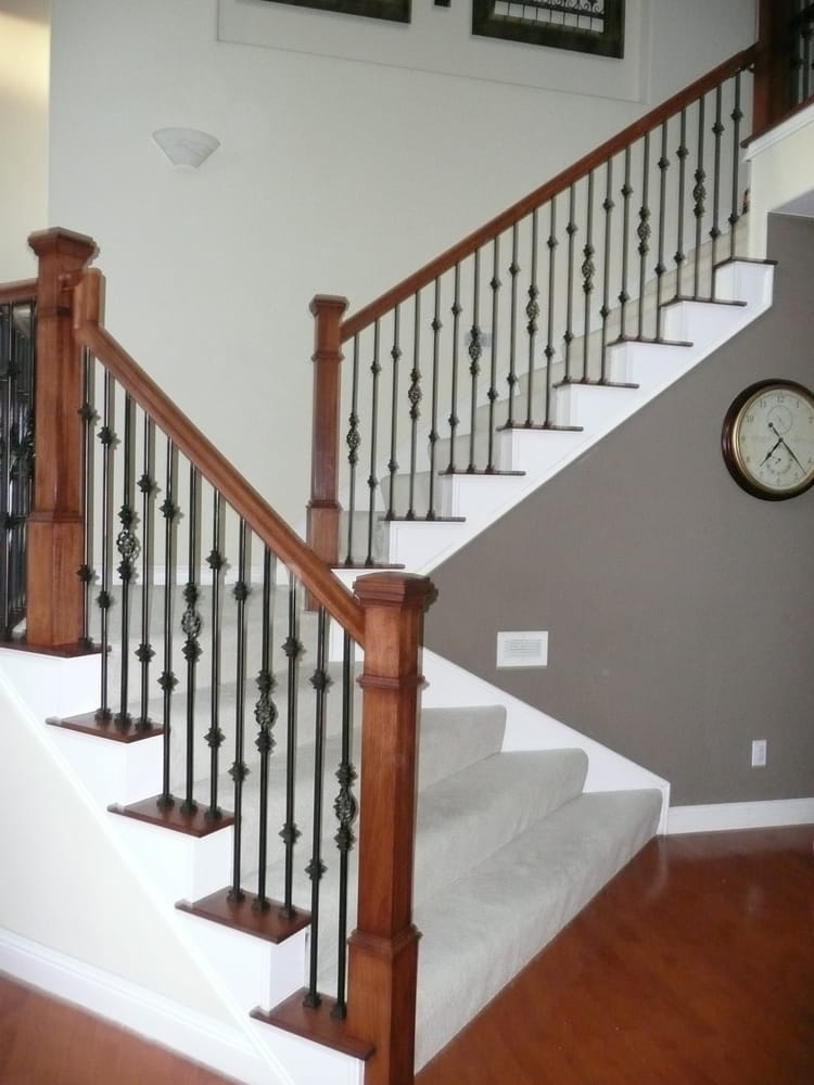 All Things Interior 56 Photos 23 Reviews Contractors | Wrought Iron Handrails Near Me