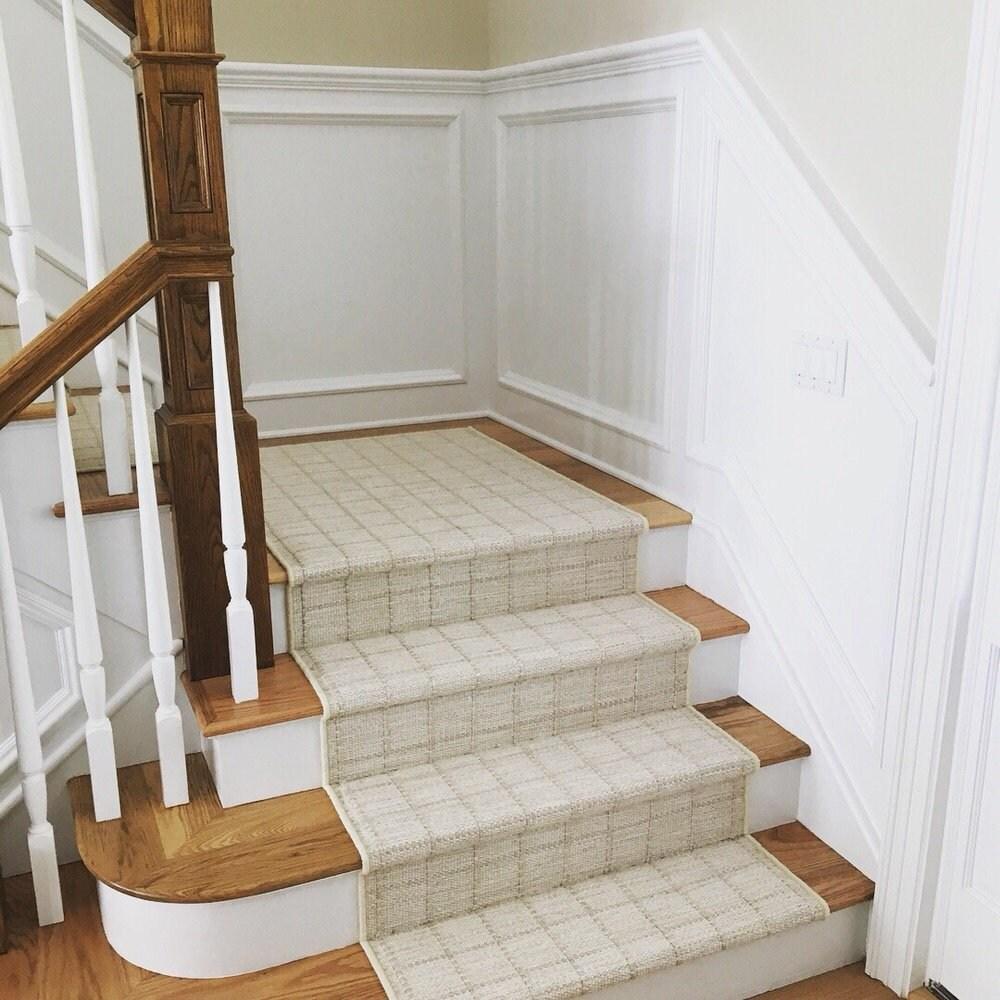 Custom Stair Runners Gift Card Bohemia Ny Giftly | Custom Stair Runners Near Me | Staircase Remodel | Animal Print | Rugs | Basement Stairs | Stair Treads