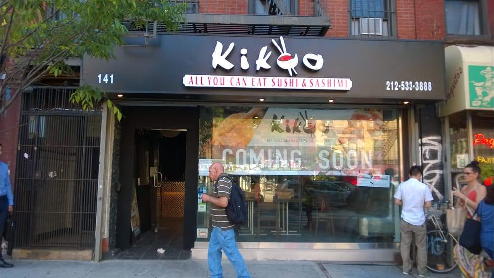 Sushi Restaurants 9th Avenue