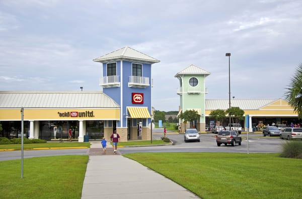 Tanger Outlet Shoe Stores