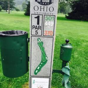 Ohio University Golf Course   Golf   S Green Dr  Athens  OH   Phone     Photo of Ohio University Golf Course   Athens  OH  United States  1st hole