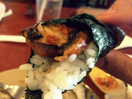 Cooked Sushi Restaurants Near Me