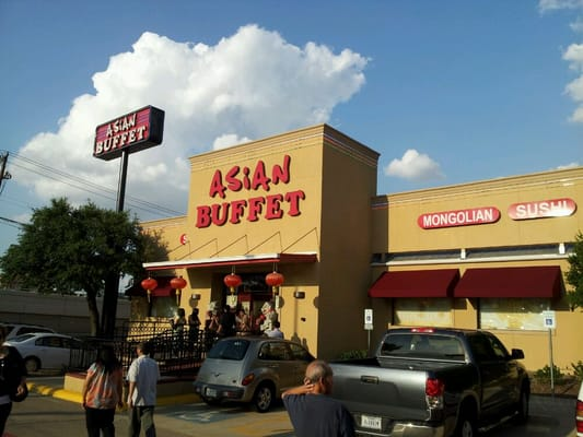 Buffet Style Chinese Restaurants Near Me