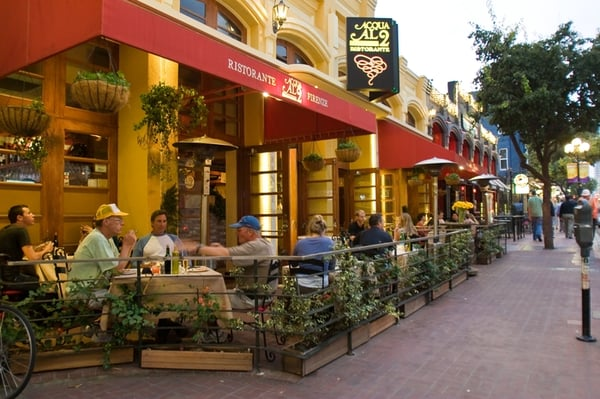 Restaurants Near Me 92101