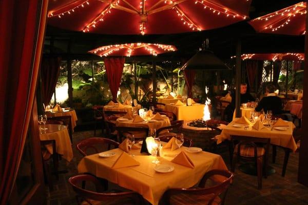 Restaurants Near Me Romantic
