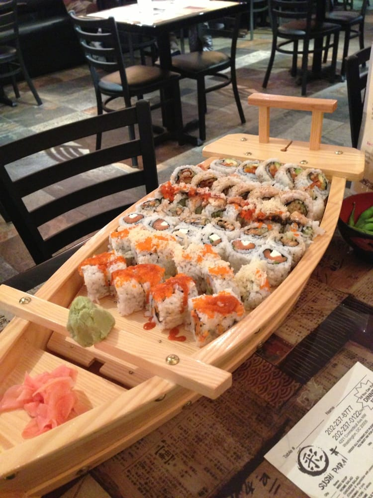 Sushi Places Near Here