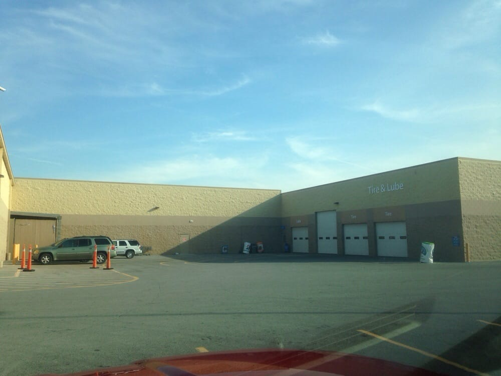 Walmart Tire Lube Center Near Me