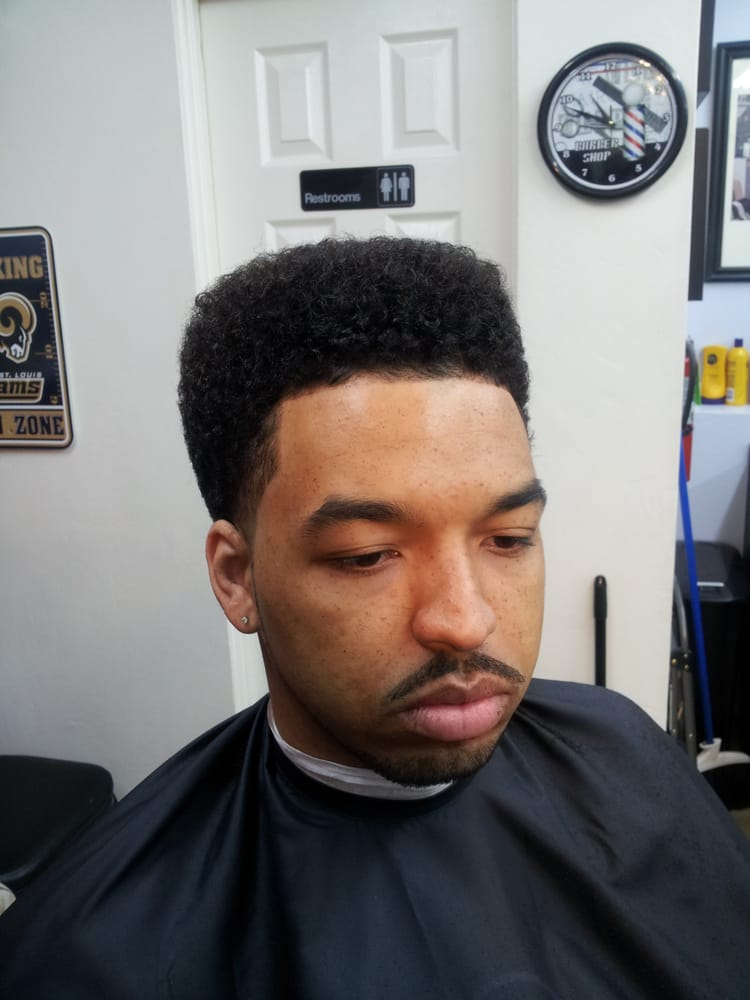 Swaggy Lakers Haircut P