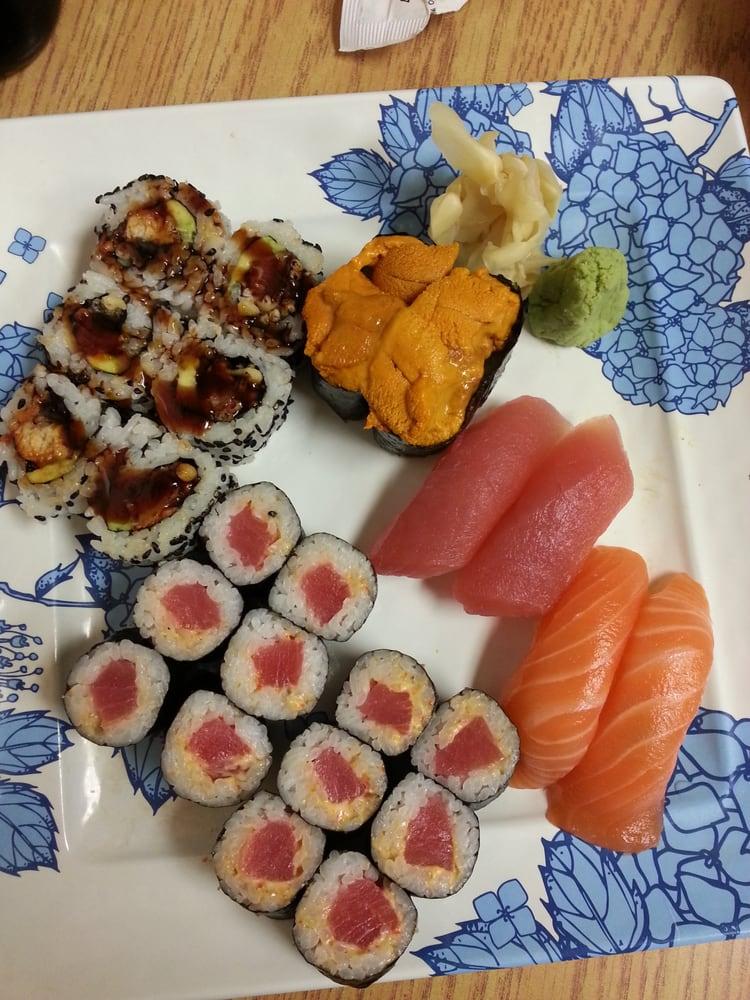 Japanese Sushi Restaurant Near Me