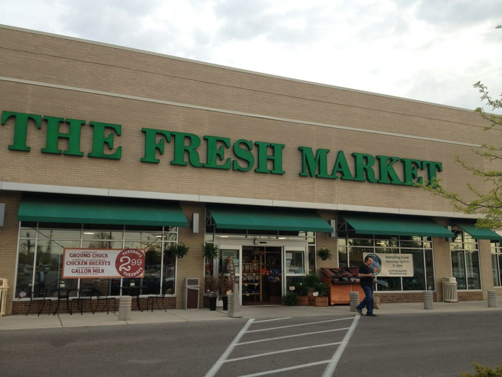 There Fresh Market Near Me