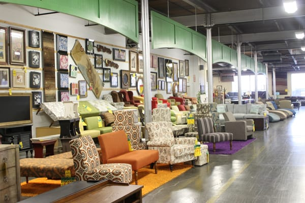 Warehouse Furniture Stores Near Me