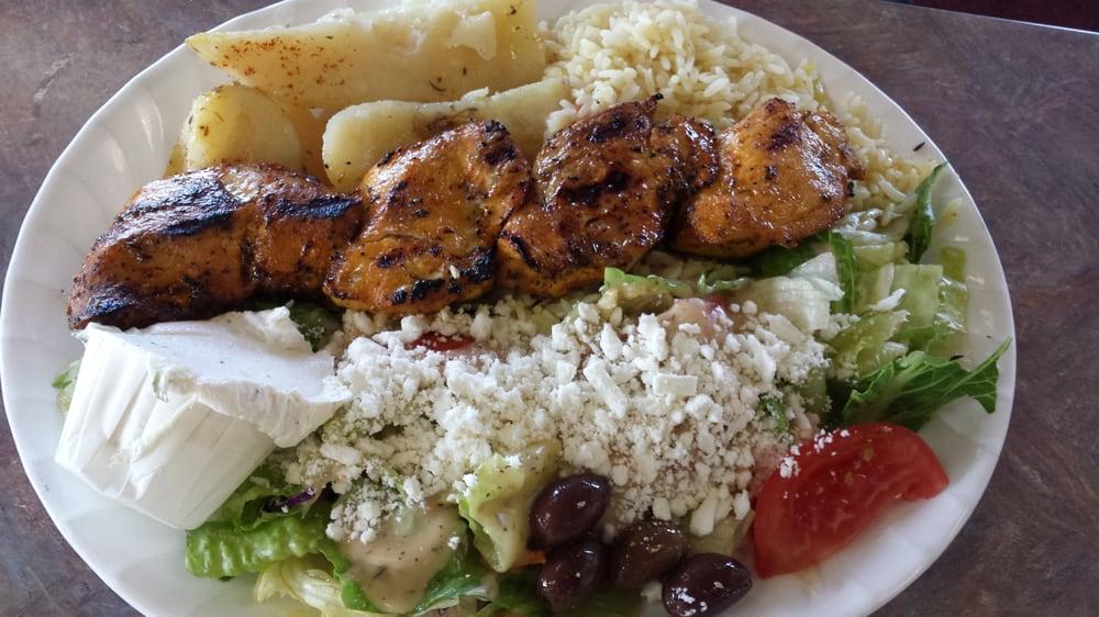 Greek Dinner Near Me