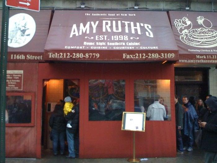 York New Soul Food Restaurants