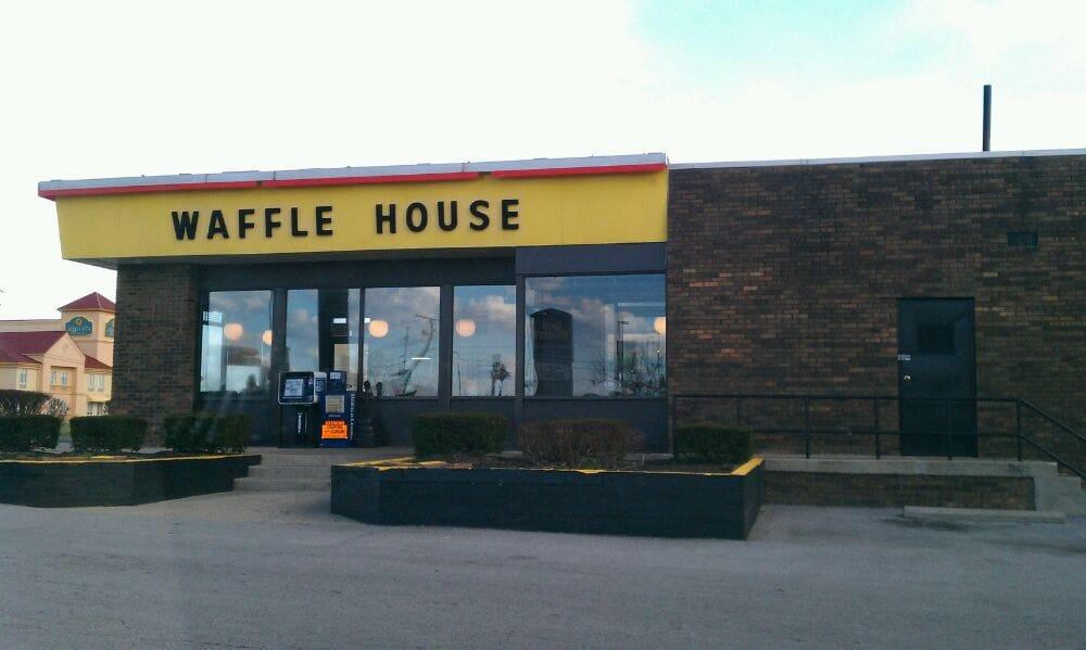 Waffle House Lexington Ky