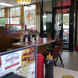 Waffle King   Cafes   2605 Hwy 11 N  Fort Payne  AL   Restaurant     Photo of Waffle King   Fort Payne  AL  United States  Waffle King just