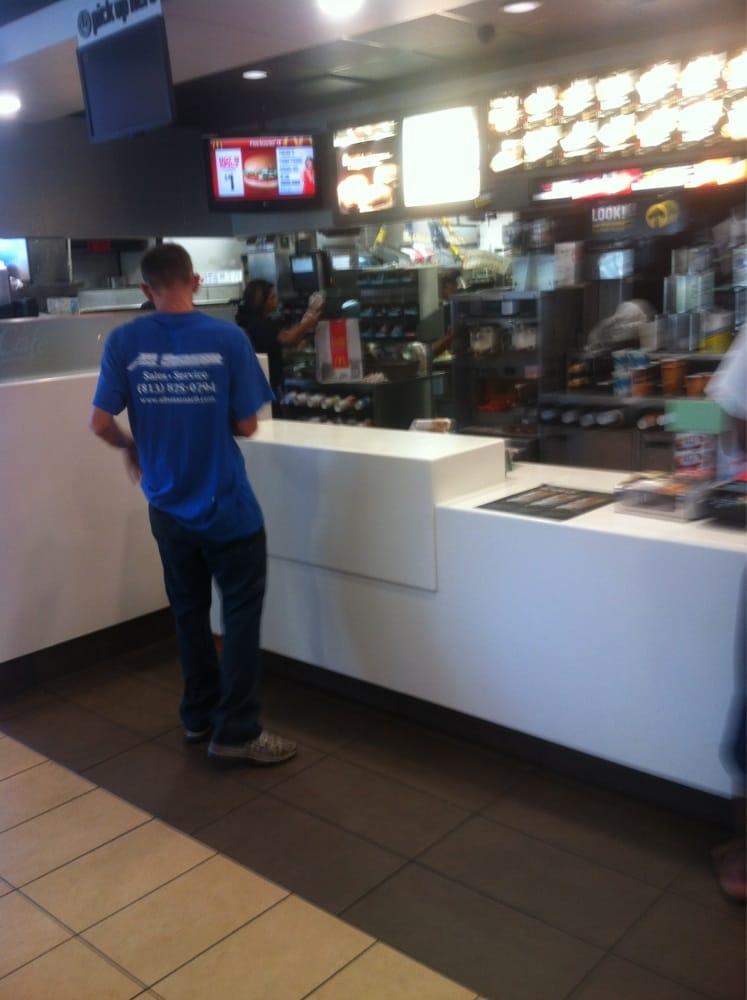 Fast Food Restaurants 33619